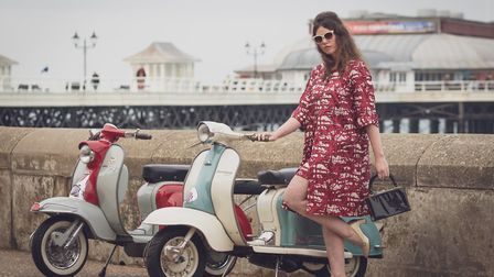 The Vintage Sixties Festival in Cromer has been postponed due to the coronavirus outbreak. Picture: