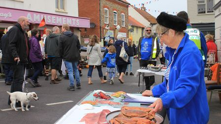 Cromer and Sheringham Crab and Lobster Festival, which has been cancelled this year because of the c