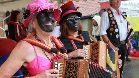 The Potty Morris Festival, one of Sheringham's many popular events which may have to be cancelled or