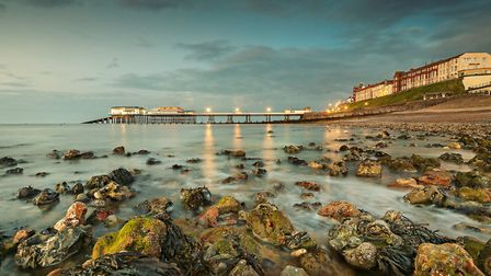 A view of Cromer in north Norfolk. Picture: Chris Taylor