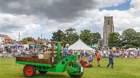 Last Year's Worstead Festival. Pictures: supplied by Sam Outing