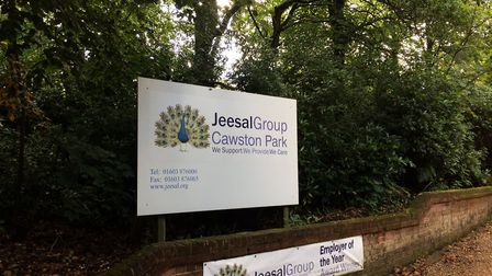 Jeesal Cawston Park has been given a damning report by the Care Quality Commission. Pictures: David