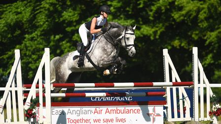File photo of the Houghton International Horse Trials, which has been cancelled for 2020 because of