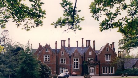 Holt Hall, 1995. Picture: Archant Library