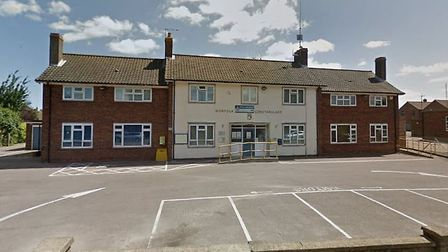 Holt Police Station on Norwich Road. Norfolk Constabulary has made plans to demolish the station and