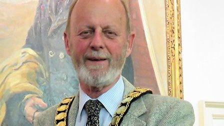 Mayor of Cromer, Richard Leeds has thanked volunteers for helping out during the coronavirus outbrea