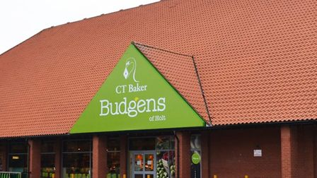 Free car parking during lockdown at CT Baker Budgens of Holt. Picture: CT Baker Group