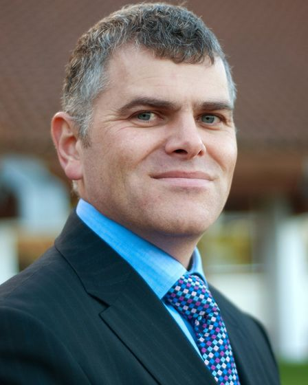 Steve Blatch, North Norfolk District Council's new chief executive. Image: Archant library