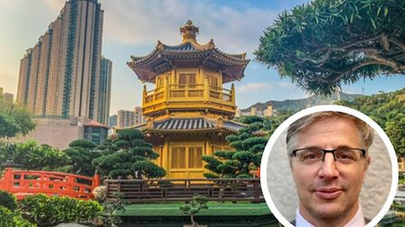Norfolk teacher Daniel Pagan is living in Hong Kong. He has shared his experience of what the corona