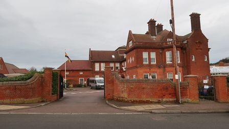 Halsey House, the Royal British Legion care home in Cromer. Picture: STUART ANDERSON