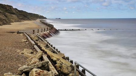 This picture was taken at Overstrand.