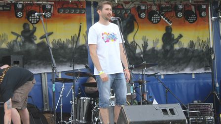 Rock Bodham music festival.organiser Callum Ringer, who hopes the event, which has been cancelled du