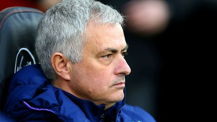 Spurs boss Jose Mourinho is not expecting to make any big-money signings over the summer Picture: PA