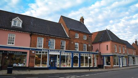 Bakers and Larners of Holt is a flagship store for north Norfolk. Picture: CT BAKER GROUP