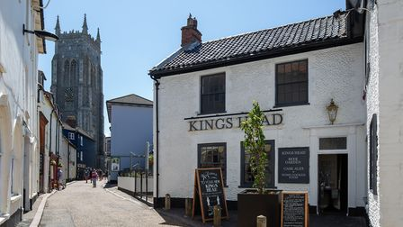 The Kings Head pub in Cromer has been refurbished. Picture: Ollie Harrop/Supplied by Punch