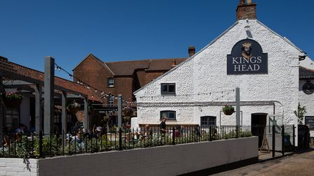 The refurbished Kings Head pub in Cromer. Picture: Ollie Harrop/Supplied by Punch