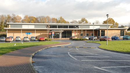 Victory Swim and Fitness Centre in North Walsham. Picture: Colin Finch