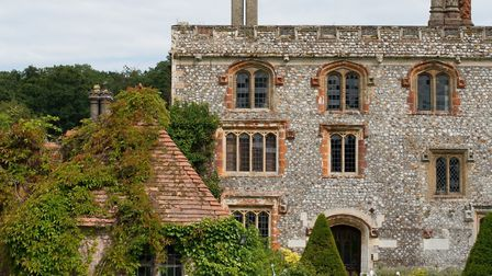 Mannington Hall, which will host an outdoor fundraising concert for Sheringham Little Theatre. Pictu