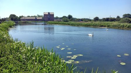 A demonstration day will take place on the North Walsham and Dilham Canal at Ebrdige Mill. Picture: