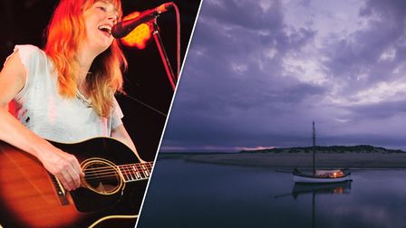 English singer-songwriter Beth Orton from Lyng in East Dereham is preparing to play two socially dis