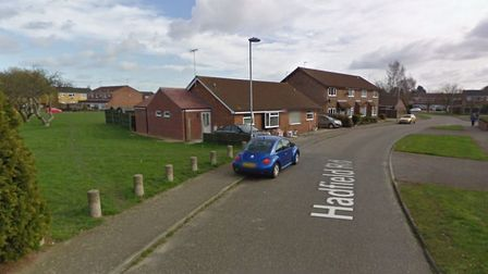 Hadfield Road, North Walsham. Picture: Google Maps
