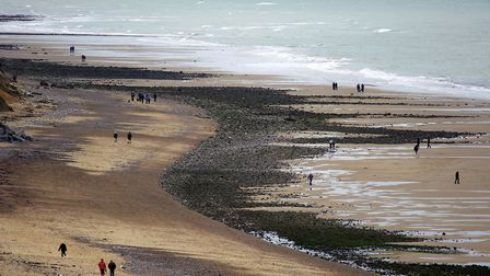 East Runton beach. North Norfolk District Council has created two new positions to help it advance i