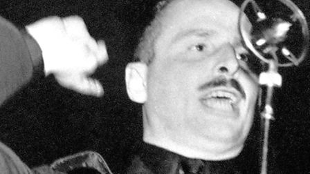 British Union of Fascists leader Oswold Mosley (Photo: PA)
