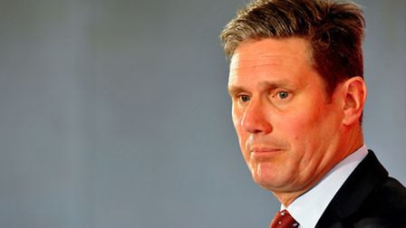 Keir Starmer, shadow Brexit secretary and Labour MP