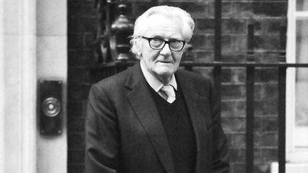 Member of the House of Lords, Conservative Lord Michael Heseltine leaves 10 Downing Street, London.