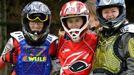 Deaftastics members have enjoyed trying white-water rafting and motocross thanks to Red Nose Day Com