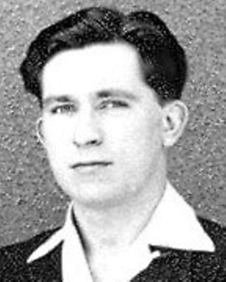 Terry Brock aged 19.