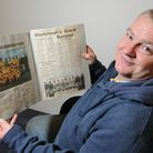 Alan Arber, reflecting on his 1981 FA Sunday Cup final appearance with Mackintosh, is enjoying a new