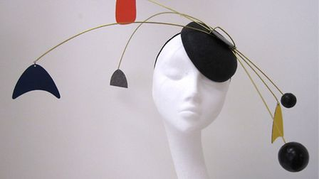 Norwich hat designer Wright & Revell is showcasing at Norwich Fashion Week 2013.