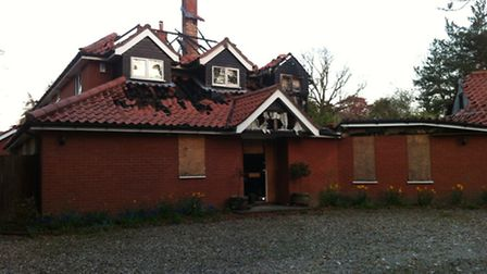 Fairfield Road house as of May 2, 2013. Picture: David Bale