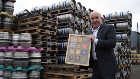Mick Carver, managing director of Lacons: Submitted picture