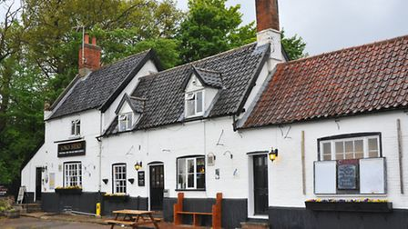 Pub of the Week, the Kings Head at Hethersett. PHOTO BY SIMON FINLAY