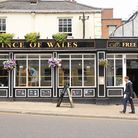 The Prince of Wales pub before it's 170k makeover. Picture: Denise Bradley