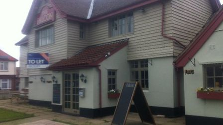 Falcon pub, Cromer Road, Hellesdon which is shut after a revamp. Pic: Peter Walsh