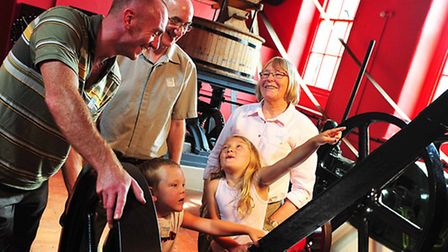 Grandparents Day at Gressenhall Farm and Workhouse