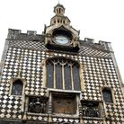 Norwich Guildhall is about to celebrate its 600th anniversary, having been built mostly between 1407