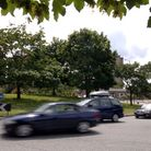 The Grapes Hill roundabout in Norwich. Roadworks will begin there later this month.