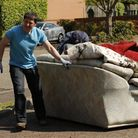 Litter Action Day in Thorpe St Andrew; Photo credit: Submitted.