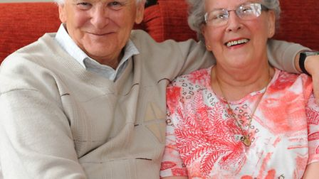 Roger and Ann Kerrison from attleborough have just celebrated their Golden Wedding and have raised £