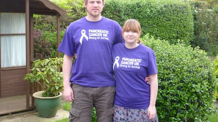 Rebecca Williams will be taking on a five day trek along the Great Wall of China in memory of her fa