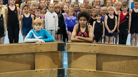 Chermond gymnastics club has been given £988 to buy new springboards. The money comes from Sport Rel