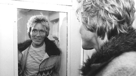 PEOPLEBILLY FURY BACKSTAGE AT NORWOOD ROOMS,NORWICH.C086418TH OCTOBER 1982