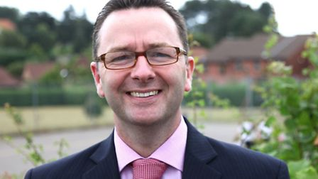 Steve Portas, the suspended head of Eaton Primary.