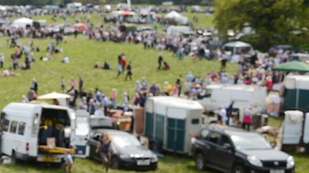 Library picture of a car boot sale. Picture: Ian Burt
