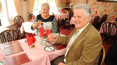 Ron Squires has retired after 43 years running Le Bistro in Exchange Street. With him is his daughte