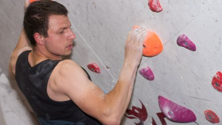 Charity climbing challenge: Submitted